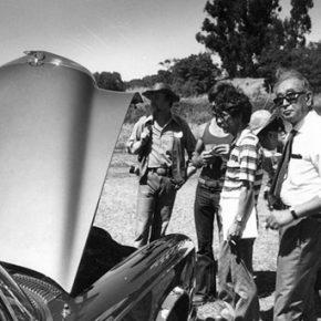 Akira Kurosawa, Sofia e Francis Ford Coppola por Wim Wenders