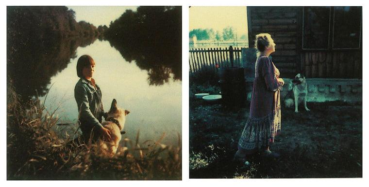 Tarkovsky Polaroid VII