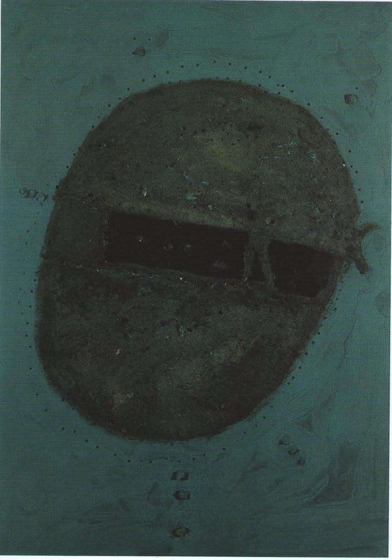 Fontana, Concetto Spaziale, 1955