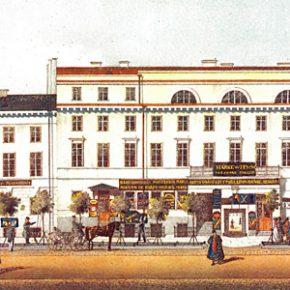 Nikolai Gógol – Avenida Niévski