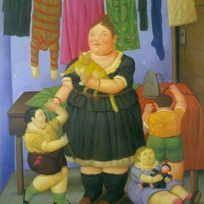 Fernando Botero – Pinturas