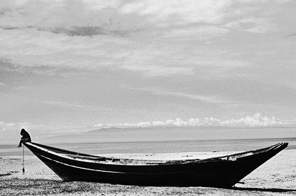 V.L. A Ilha Olkhon, 1969