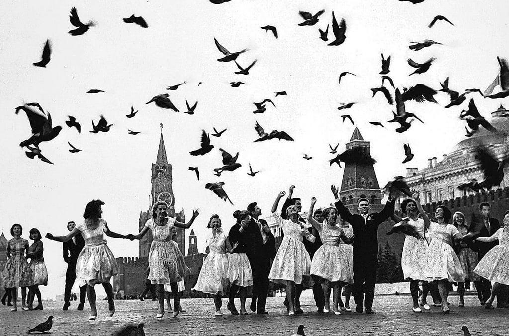 V.L. Pombas da Paz, 1962