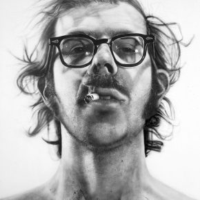 Chuck Close – Big Self-Portrait