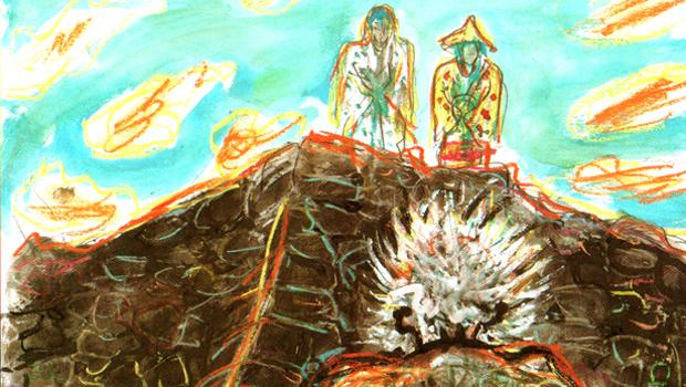 Kurosawa - Storyboard 10