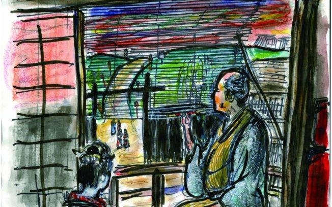 Kurosawa - Storyboard 3