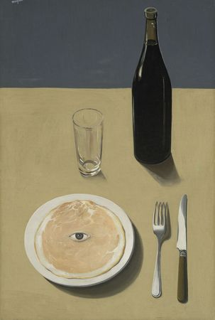 Magritte - Retrato