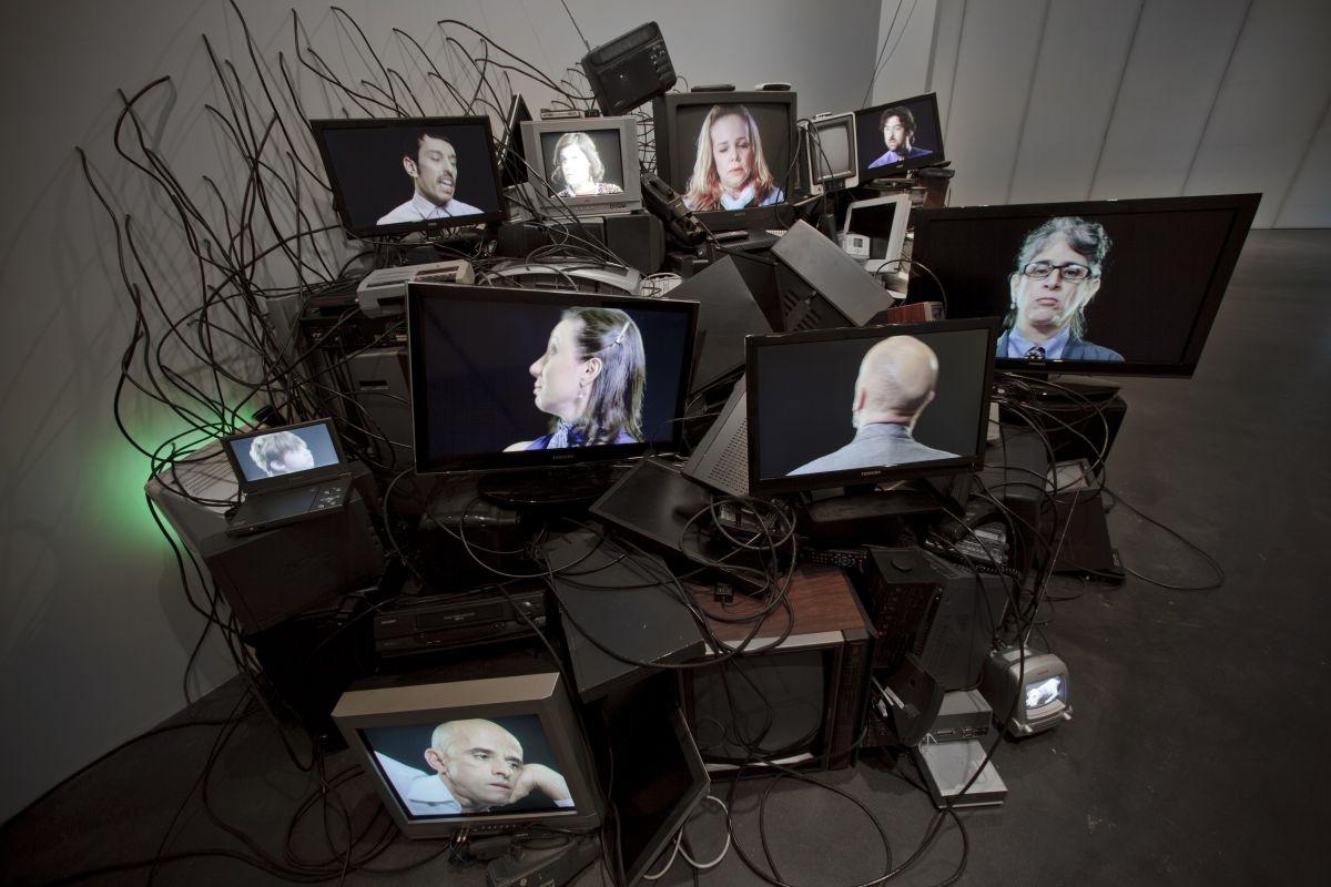 Electra Room, 2013 foto Ron Pollard