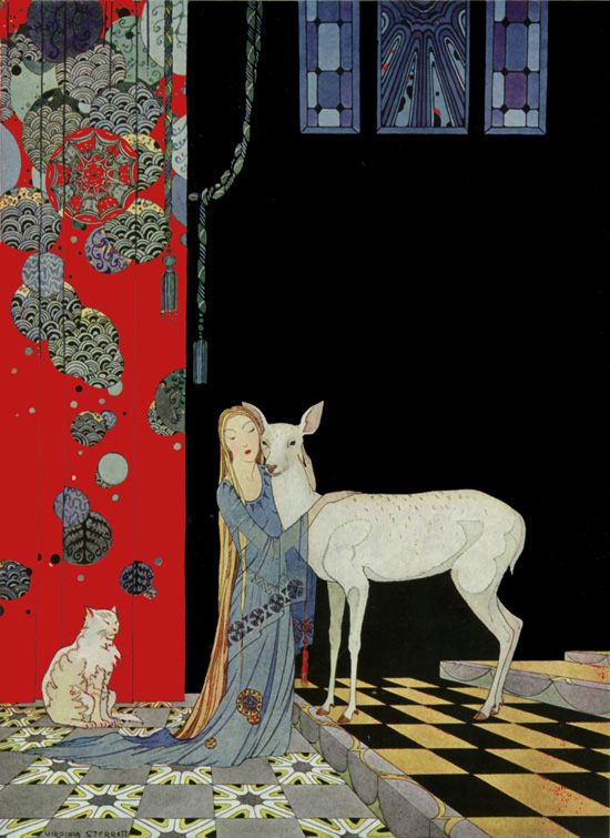 Blondine Threw Her Arms Around Him, Virginia Sterrett