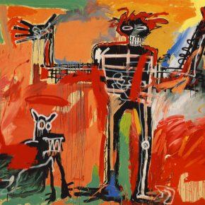 Jean-Michel Basquiat – Pinturas